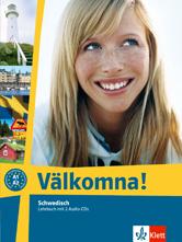 Lehrbuch Schwedisch Välkomna!, Klett-Verlag