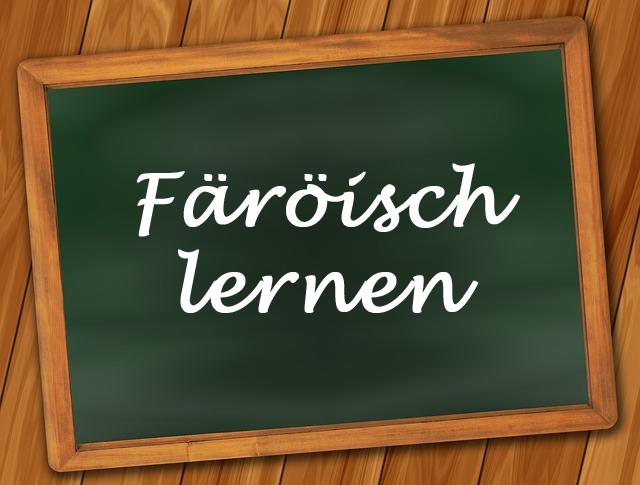 Färöisch lernen mit Sprachkursen von OBS!