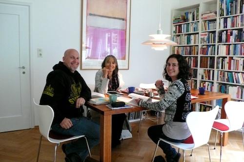 Dänisch Sprachkurs in München Minigruppe