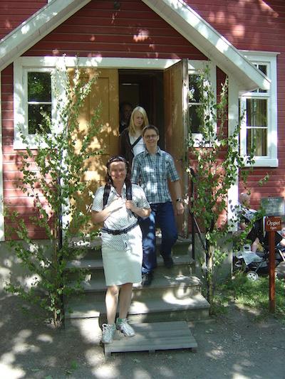Sprachkurse in Schweden - Midsommar 1