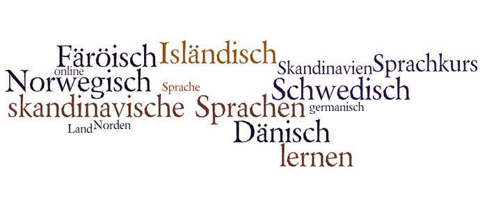 skandinavische Sprachen