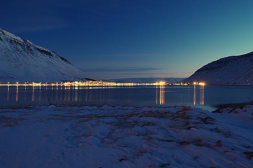 Isafjordur Blick