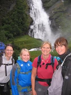 Norwegischkurs Sognefjord Gruppe