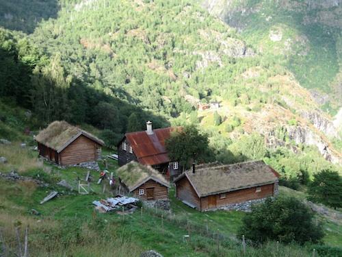 Sprachkurs Sognefjord Norwegen
