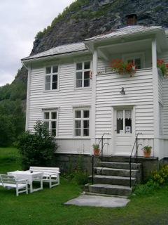 Norwegischkurs Sognefjord Haus