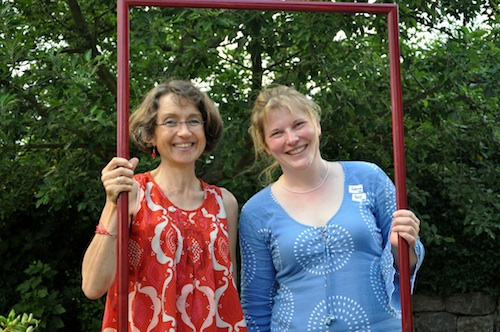 Lehrkräfte für Schwedisch lernen in Bamberg: Sabine und Ute