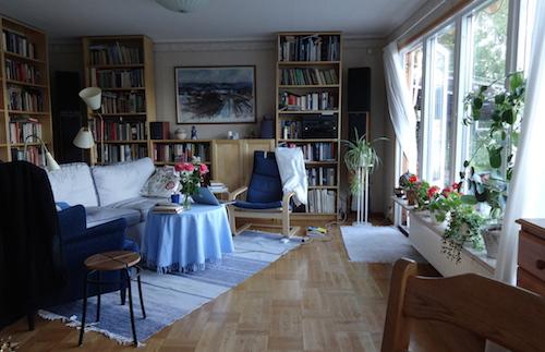 Sprachkurse in Schweden - Haus