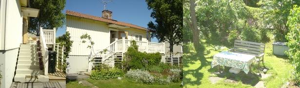 Sprachkurse in Schweden - Villa