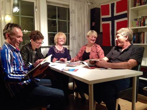 Gruppenkurs Norwegisch, Bergen