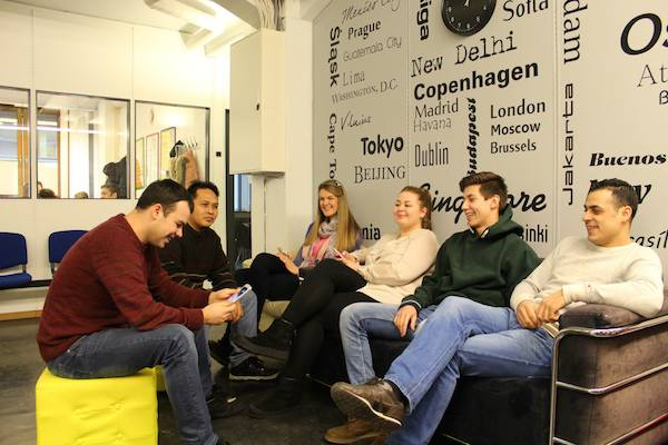 Norwegischkurs Oslo 1 - Pause