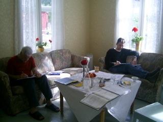 Norwegischkurs Sognefjord Haus innen